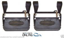 LAND ROVER DEFENDER ROBUST FOLDING SIDE STEP PAIR  STC7631